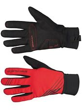 Guanti MTB Northwave Power 2 Gel Pad Rosso-Nero