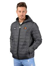 Ellesse Giacca - Uomo Lombardy Giacca Imbottita in Grigio