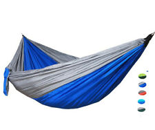 Outdoor Hanging Bed Double Hammock 2 Person for Camping Picnic Hiking 600Lbs