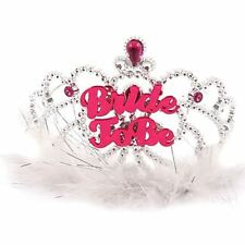 Ladies Bride To Be Tiara Hen Night Bridal Women Hen Night Party Supply Accessory