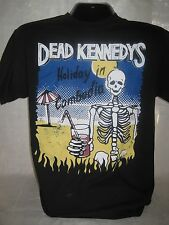 Dead Kennedys T-Shirt Tee Hardcore Punk Music Holiday in Cambodia Apparel 20