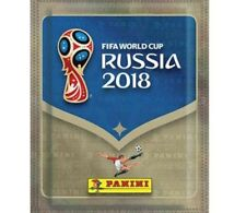 PANINI~FIFA~WORLD CUP~RUSSIA~2018~FOOTBALL~STICKERS~NEW~SEALED PACKS~1~2~5~10~