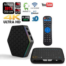 T95Z más 32GB Octa Core Android 7.1 1080p 4K Tv-Box + Touchpad Teclado