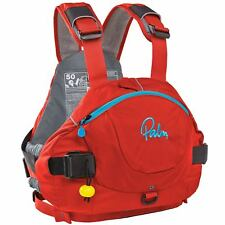 Palm FXr White Water PFD Buoyancy Aid 2018 - Red