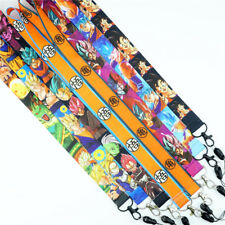 Anime DragonBall Z Lanyard Neck Strap Camera Cell Phone Rope KeyChain Fans Gift