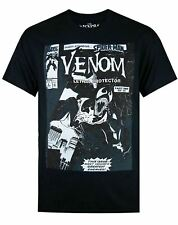 Marvel Venom Comic Tonal Men's T-shirt S - XXL