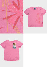 ALL SIZES : BABY GIRLS TOP BY PIPPI COLOUR: PINK 100% COTTON BNWT/BNIP BABYWEAR