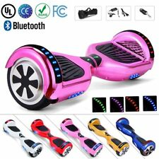 "6.5"" Hoverboard Electrico Scooter Patinete Monociclo Balancing Board Bluetooth"