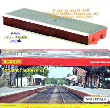Hornby Skaledale Model Railway buildings, 1:76 OO Gauge, NEW