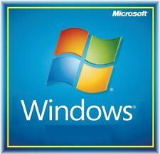 Windows 10 8.1 7 Pro 32 / 64 Bit OEM Genuine License Activation Key win 98 95
