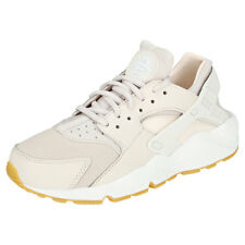 Nike Air Huarache Run Beige Womens Trainers - 634835-034