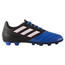 quite nice 63797 35e45 Youth adidas ACE Boots 17.4 FxG Football Moulded Studs Natural Artificial  Grass