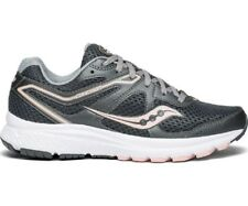 Saucony Scarpe Running - Grid Cohesion 11 Woman - S10420-7 (Dark Grey-Peach)