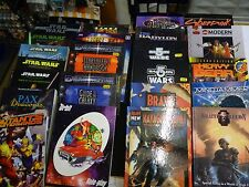 Star Wars & other Science Fiction Role Playing Games + Grenadier Miniatures   R1