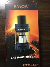 SMOK The Baby Beast TFV8 Baby - Brand new in box - blue, black, stainless, multi