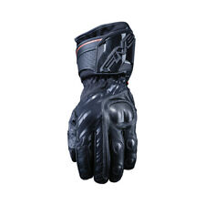 Five Wfx Max Impermeable de Invierno Negro Guantes para Motociclista Thinsulate