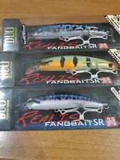 DUO Realis Fangbait SR Floating Lure