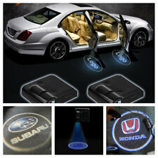 2pcs Ghost Shadow Light Welcome Car Door LED Logo Projector Courtesy Laser Lamp