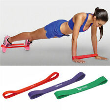 Resistance Loop Bands Exercise Yoga Bands Workout Fitness Gym Training Strength