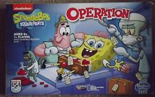 Operation: Sponge Bob Square Pants Edition Parts and Pieces Only - You Choose