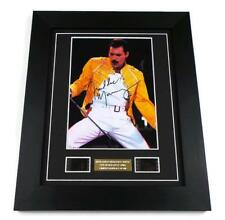 FREDDIE MERCURY Signed PREPRINT QUEEN Film Cells Framed Music Memorabilia GIFTS