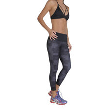 Womens Workout Tights Elle Sport - ES3446 Black Fitness Gym Trousers Dri-Activ