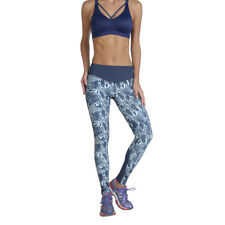 Womens Workout Tights Elle Sport - ES3440 Blue Fitness Gym Trousers Dri-Activ