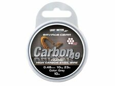 Savage Gear Carbon 49 10m 11kg 16kg 23kg Stainless High Carbon Steel Wire