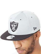 Cappellino Snapback New Era NFL Sideline 9Fifty Home Oakland Raiders Official Te