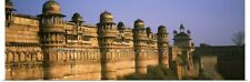 Poster Print Wall Art entitled Ruins of a fort, Gwalior Fort, Gwalior, Madhya
