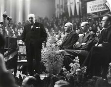 Wall Decal entitled Former Prime Minister Winston Churchill opening General