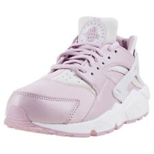 Nike Air Huarache Run Womens Rose Textile & Synthetic Trainers