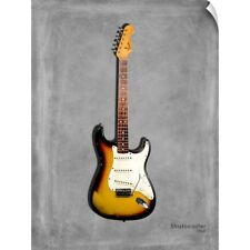 Wall Decal entitled Fender Stratocaster 65