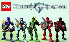 Lego Knights Kingdom Series 1 Large Figures - Choose Your Knight