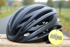 Giro Syntax Mips Racer Bike Helmet Good Ventilation Black Matt 2019 New