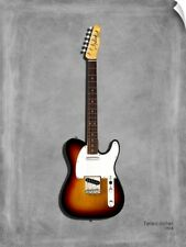 Wall Decal entitled Fender Telecaster 64