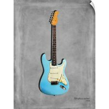 Wall Decal entitled Fender Stratocaster 64