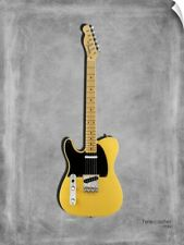 Wall Decal entitled Fender Telecaster 52