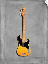 Wall Decal entitled Fender Precision Bass 51