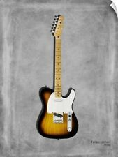 Wall Decal entitled Fender Telecaster 58