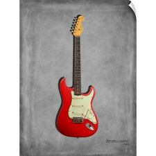 Wall Decal entitled Fender Stratocaster 63