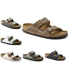 BIRKENSTOCK Arizona Soft Footbed  Flip Flops - ALL COLORS