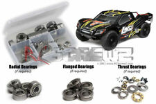 RC Screwz Metal Shielded Bearing Kit for Team Losi Tenacity SCT #los096b