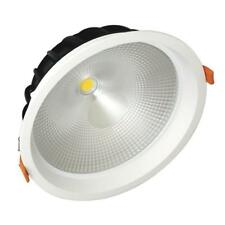 Downlight Led Round COB 30W - 190mm. calido, neutro, frio