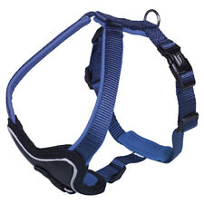 Nobby Comfort Dog Harness Classic Preno Blue/Blue, Various Sizes, New