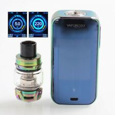 Authentic Vaporesso Luxe 220W TC VW Variable Wattage Box Mod 8ml