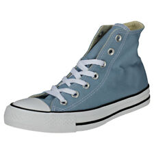 Converse Chuck Taylor All Star Hi Womens Pastel Blue Canvas Trainers