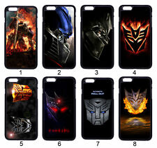 Transformers Autobots Decepticons For Apple iPhone 11 iPod & Samsung Galaxy Case