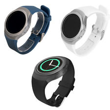 Replacement Luxury Silicone Watch Band Strap For Samsung Galaxy Gear S2 SM-R720