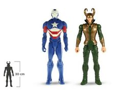 Hasbro Marvel Avengers Titanium Hero Token (Motif Selection) 30 cm Action Figure